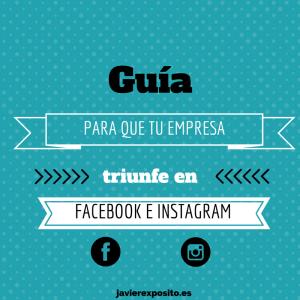 guia empresa facebook instagram